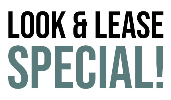 Look and Lease Special - Holly Crest Apartments